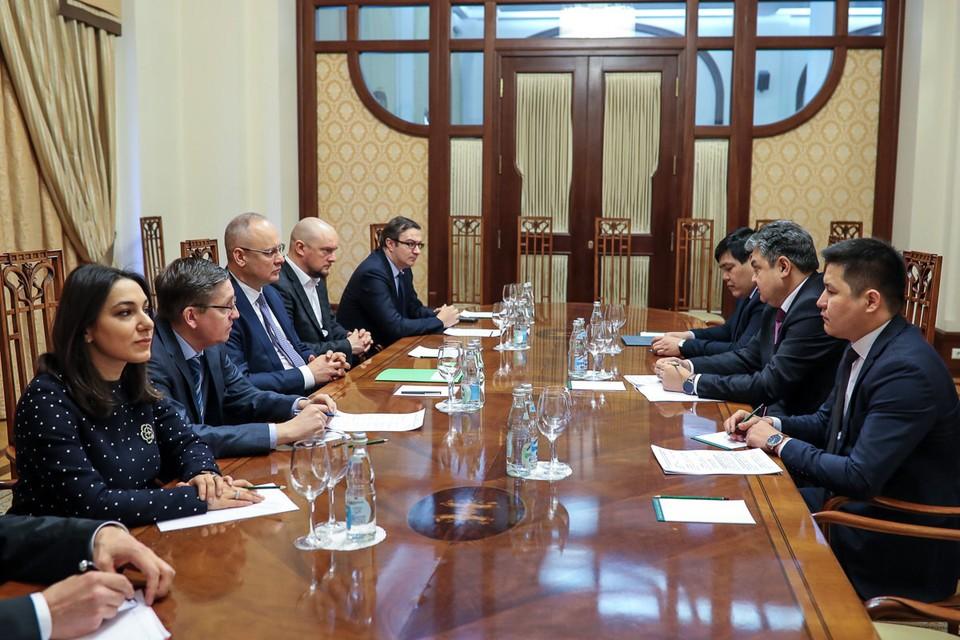 Наша страна является ключевым экономическим партнером Казахстана. Фото: фонд Росконгресс