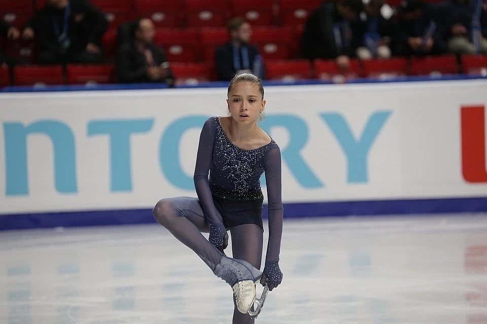 Камила Валиева - одна из претенденток на победу