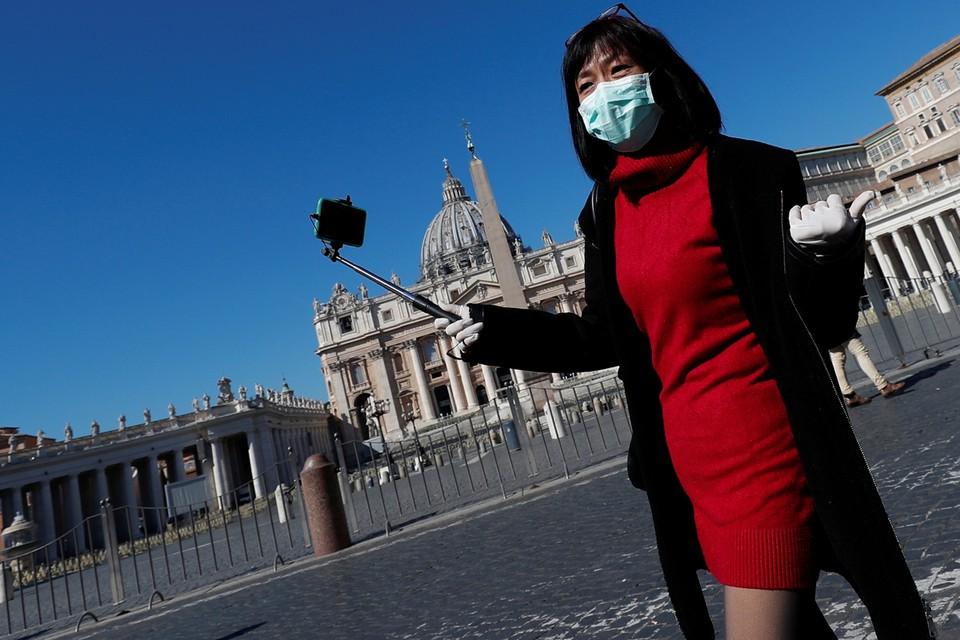 С 10-го марта всю Италию объявили защищенной зоной