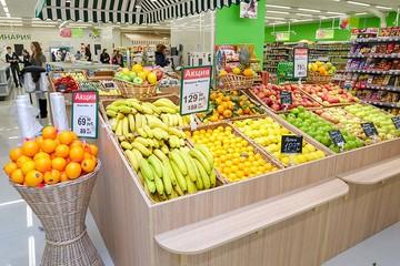 Супермаркеты «Слата» и дискаунтеры «ХлебСоль» заморозили цены на социальные товары до 1 июня
