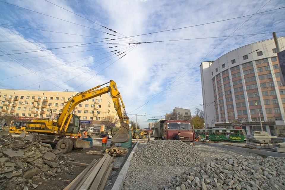Участки ремонтируемых дорог будут располагаться далеко друг от друга