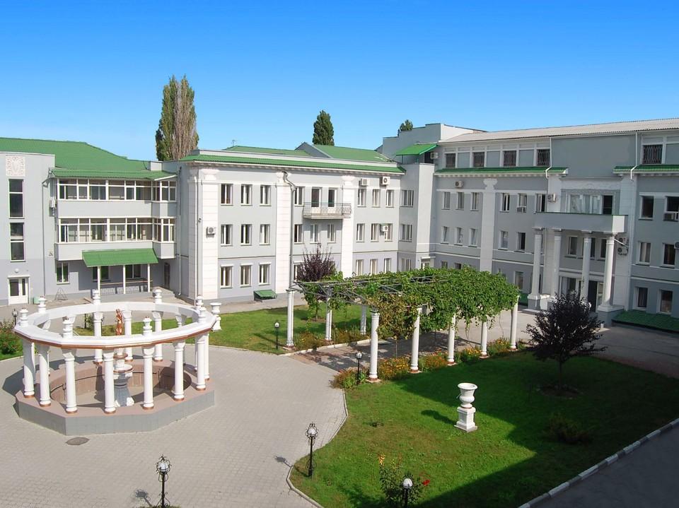 Крымский филиал РГУП в Симферополе. Фото: официальный сайт учебного заведения