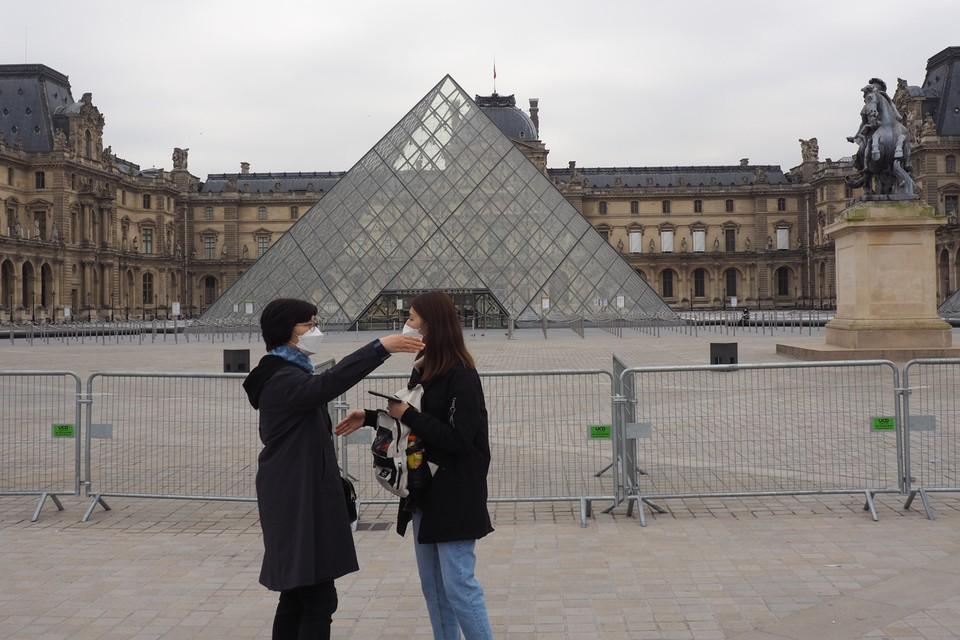 Все крупнейшие музеи мира закрыты для посетителей из-за коронавируса