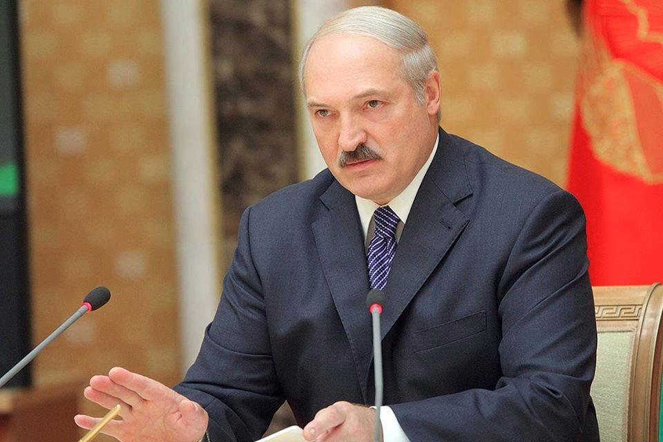 Лукашенко назвал коронавирус психизом. Фото: БелТА