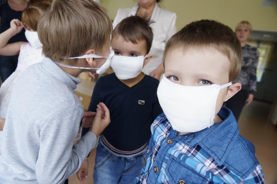 Воспитатели испугались за здоровье других малышей