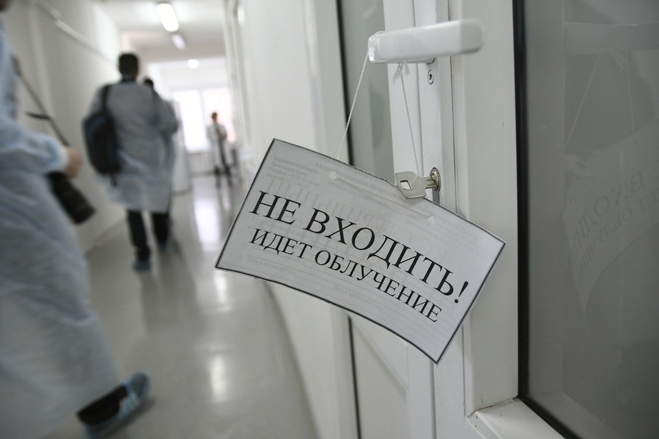 В Тульской области подтверждены два новых случая заболевания коронавирусом