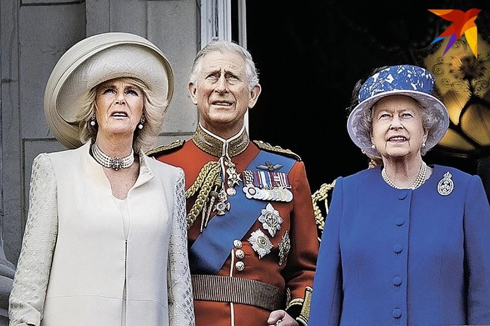 Принц Чарльз отправил на карантин и свою жену Камиллу и мать королеву Елизавету II. Фото: GLOBAL LOOK PRESS
