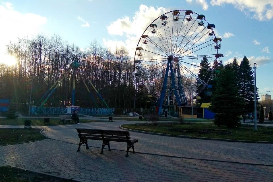 В Липецке из-за коронавируса закрывают парки