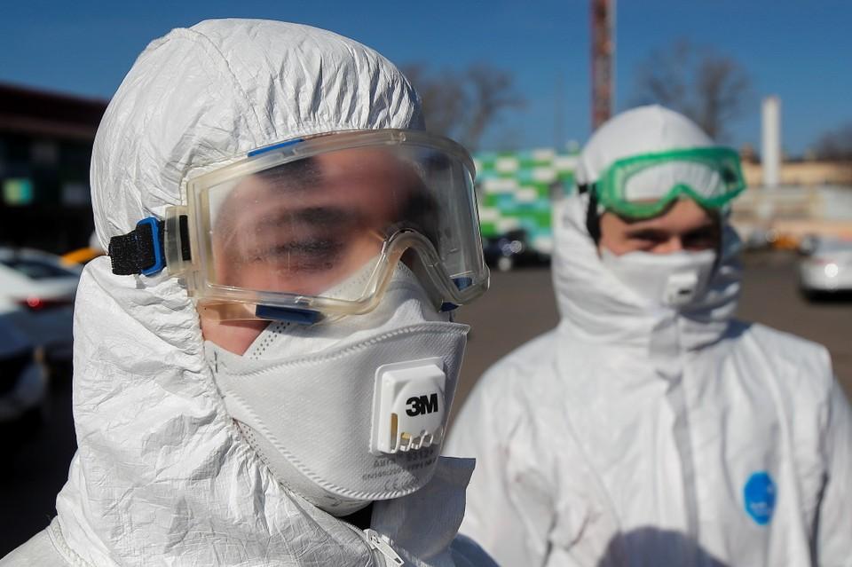 Специалисты установят причину смерти мужчины с диагнозом коронавирус.