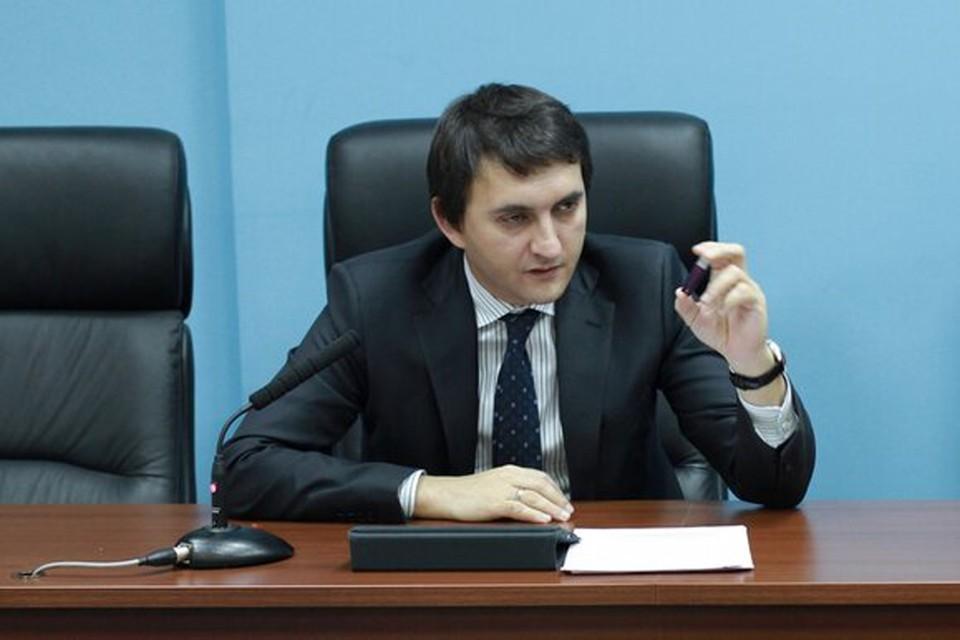 Андрей Липов возглавил Роскомнадзор. Фото: digital.gov.ru