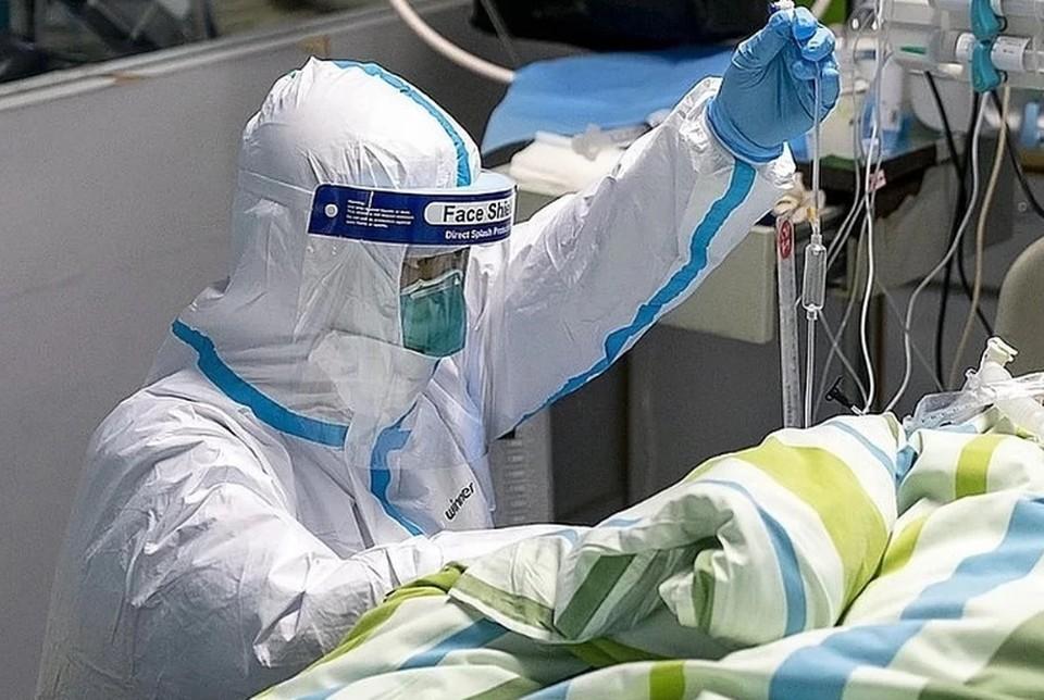 В Москве скончалась пациентка с подтвержденным коронавирусом