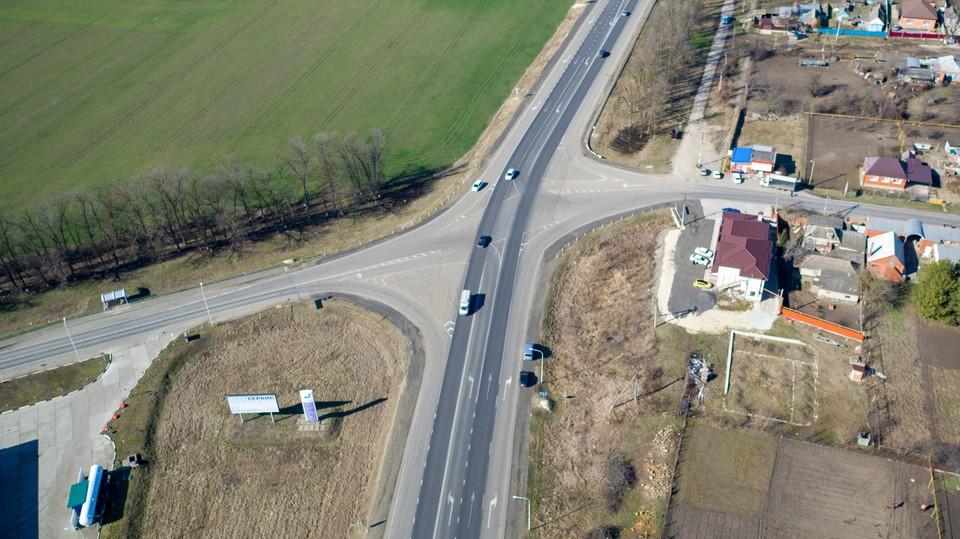 Новую четырехполосную дорогу от Краснодара до Крымского моста построят к 2024 году