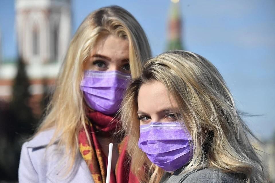 Большинство россиян признаются, что расстраиваются из-за коронавируса