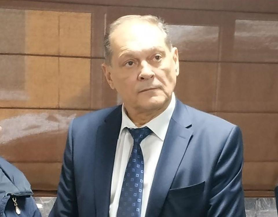 Александр Стрелюхин