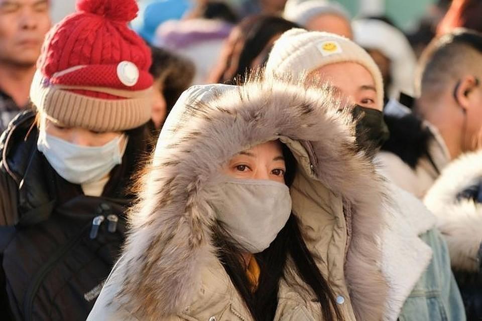 Еще у двух граждан КНР, которые возвращались на родину через Приморье, обнаружен коронавирус