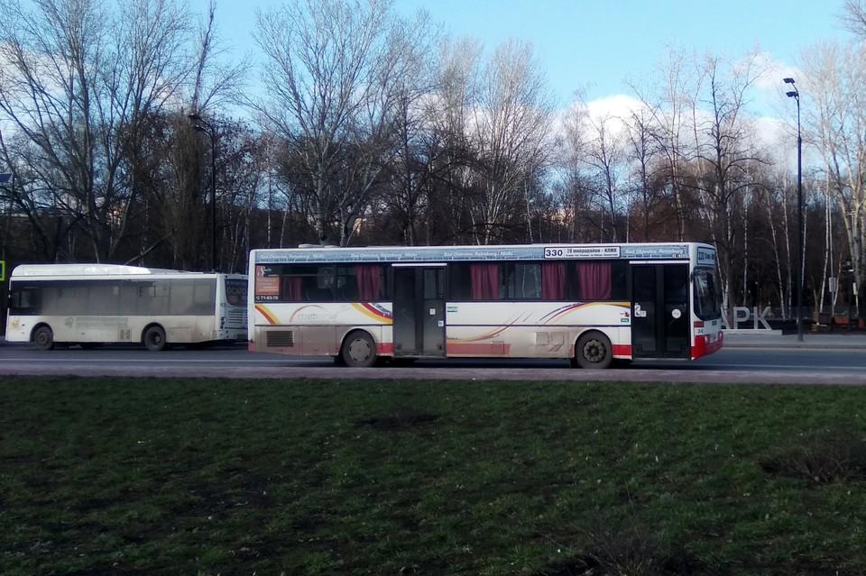 Из-за коронавируса внесены изменения в работу общественного транспорта