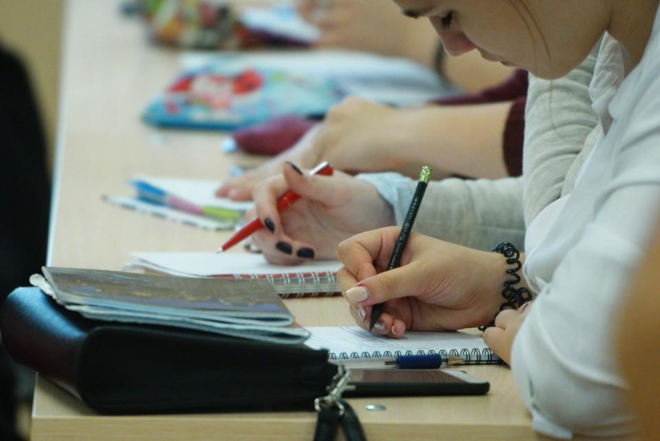 Студенты продолжат учиться из дома