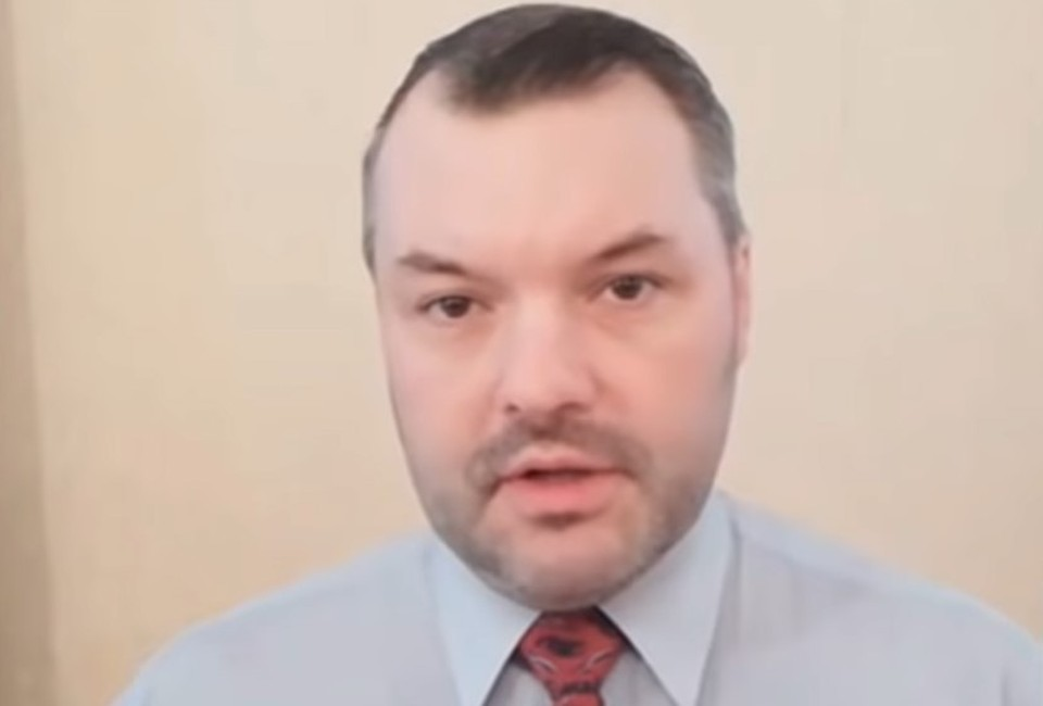 Директор Института современного государственного развития Дмитрий Солонников.