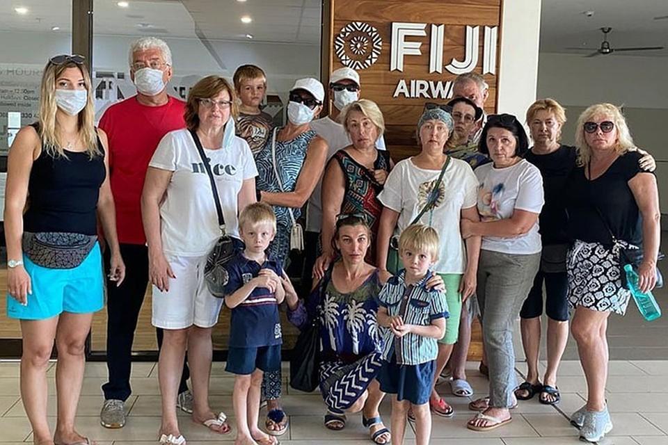 Российские туристы, запертые за рубежом, стали получать финансовую помощь от государства
