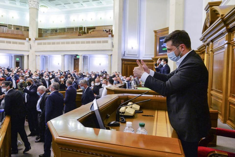 Наш колумнист Сергей Мардан уверен – украинский вопрос окончательно решен.