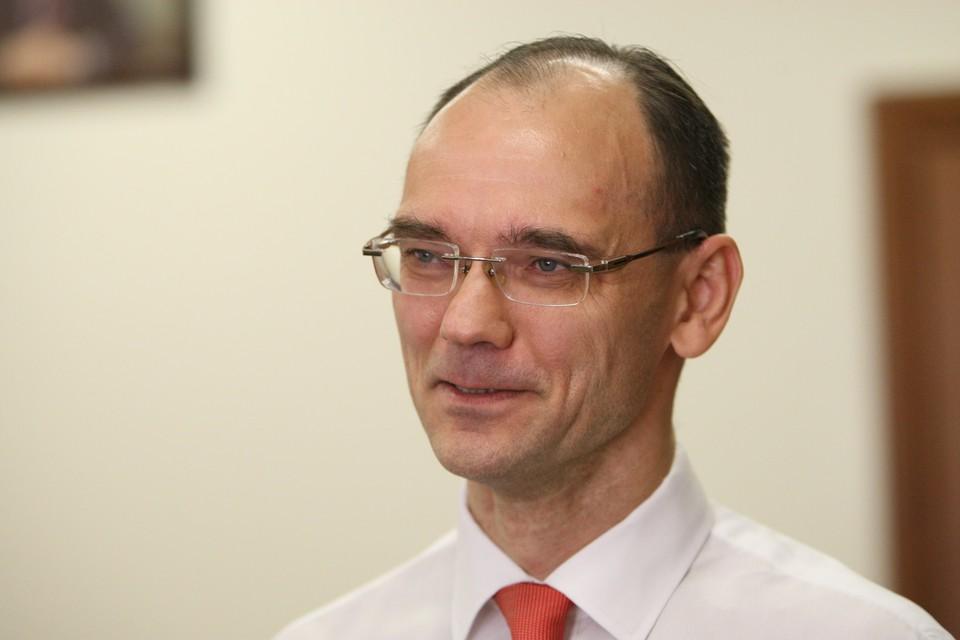 Заместитель министра просвещения Дмитрий Глушко.