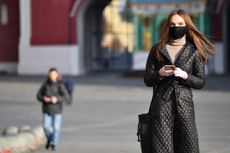 Московские суды начали штрафовать нарушителей режима самоизоляции.