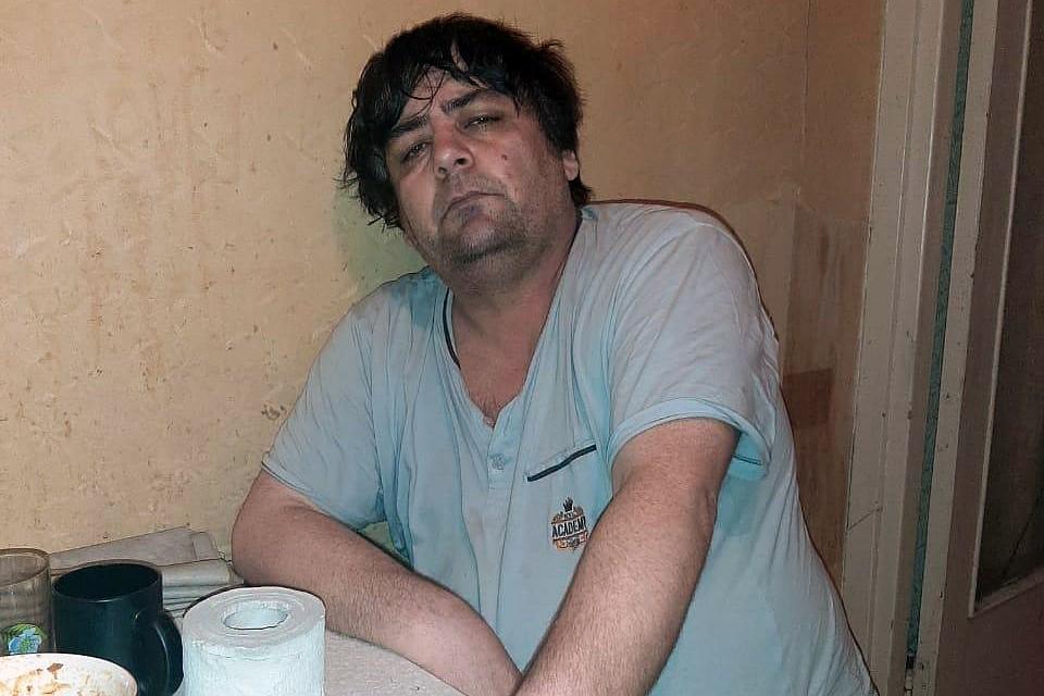 50-летнего гражданина Таджикистана Гуреззода Аюб Гуреза забрали на скорой