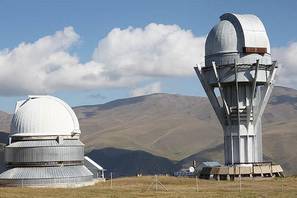 Космические исследования проводятся в Казахстане уже более 70 лет.