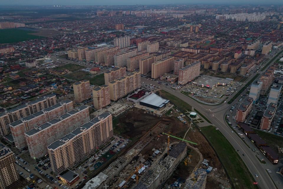 Пробки исчезли, а воздух в Краснодаре стал чище