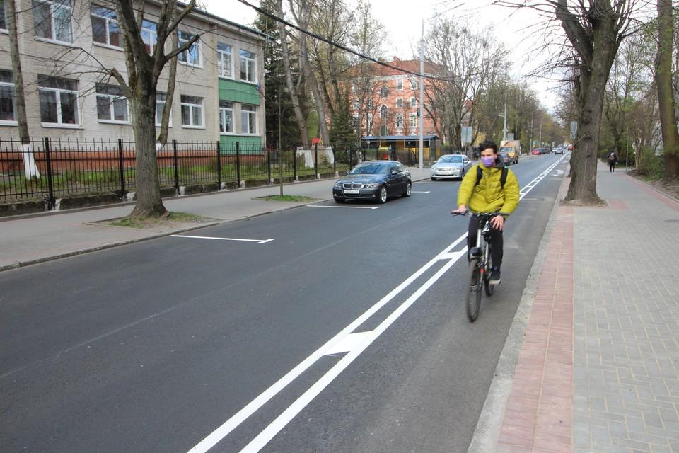 Движение по городу на велосипеде не является нарушением режима самоизоляции