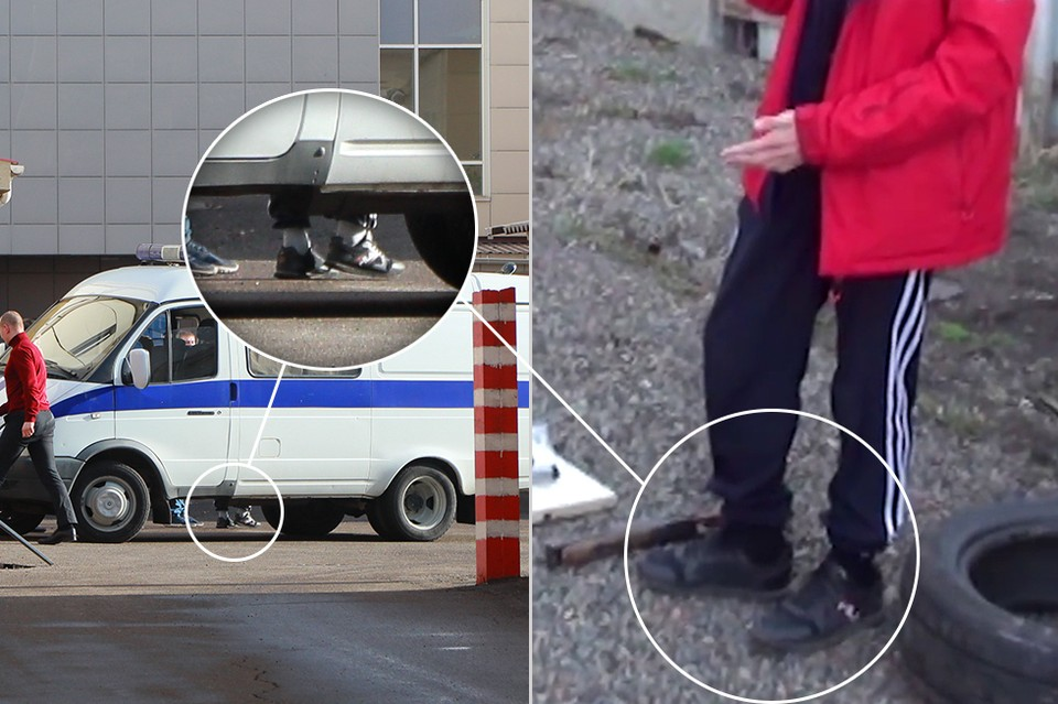 """Журналистам """"КП-Красноясрк"""" удалось выяснить, что после суда парня повезли в следственный комитет. Несмотря на то, что его тщательно скрывали, удалось школьника опознать"""