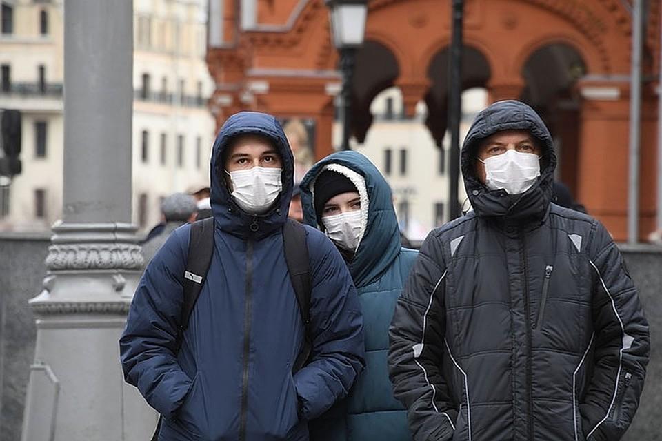 Число заболевших коронавирусом в России на 19 апреля 2020 достигло 36880