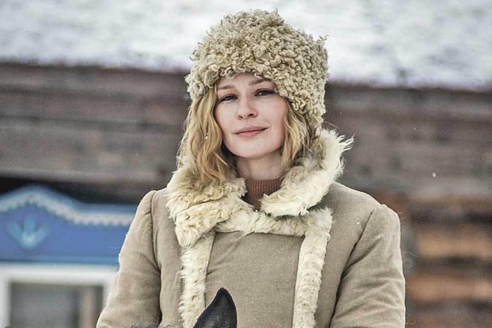 В сериале артистка создала противоречивый, даже отталкивающий образ одержимой революционным гневом женщины. Фото: Кинокомпания «Русское»/Канал «Россия-1».