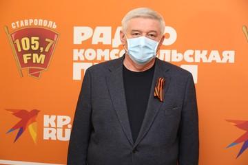 Прямая линия с главой Ставрополя Андреем Джатдоевым