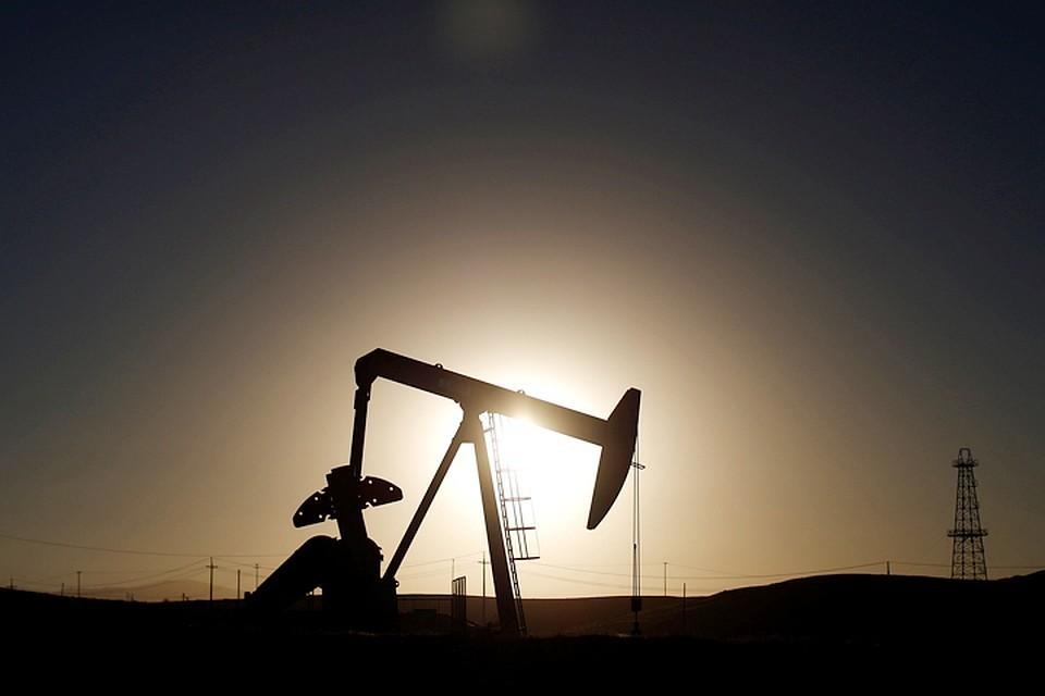 Стоимость нефти марки Brent опустилась ниже 19 долларов за баррель