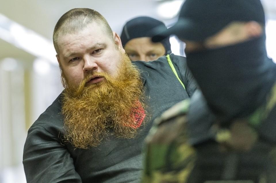 Вячеслава Дацика отправили в СИЗО по уголовному делу за незаконное пересечение границы.