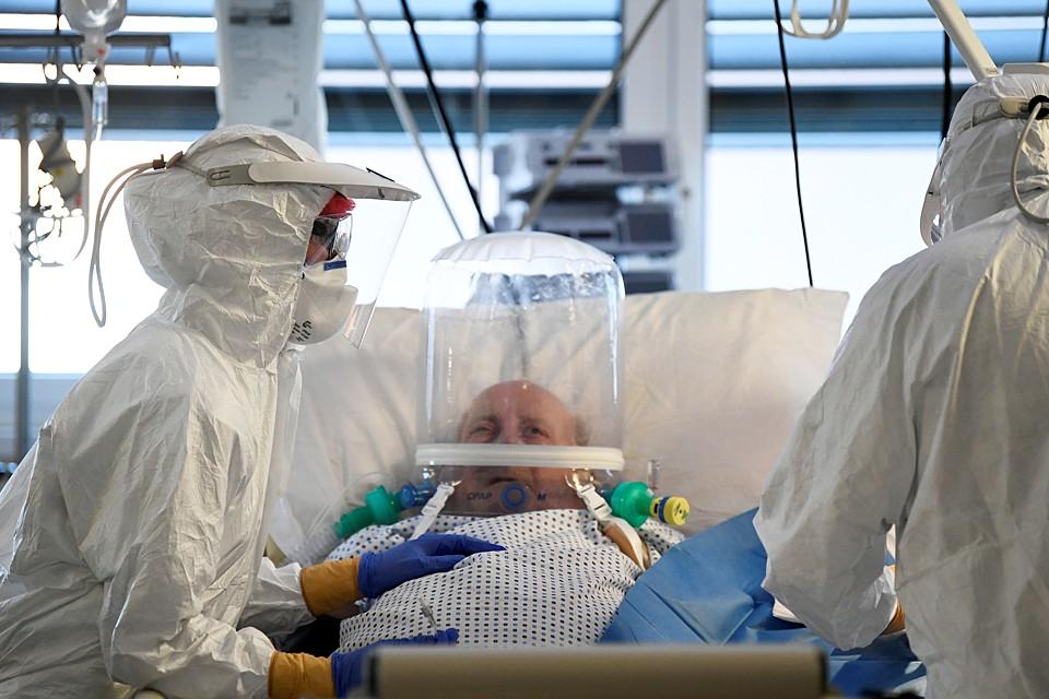 Пандемия отступает, тяжёлых больных всё меньше. Как раз есть время вспомнить о первых днях
