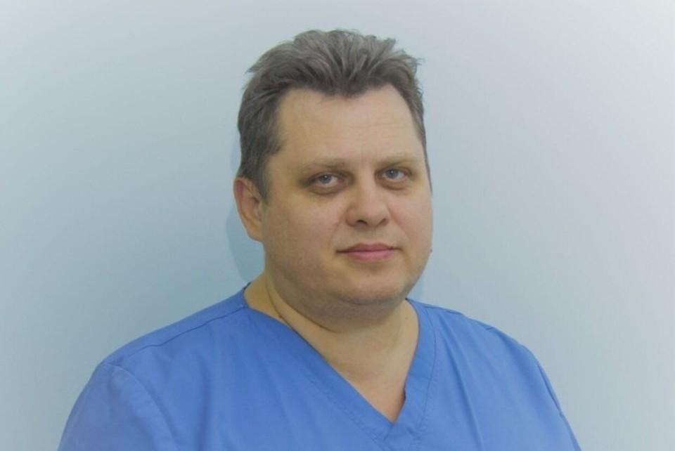 Медик работал в Александровской больнице