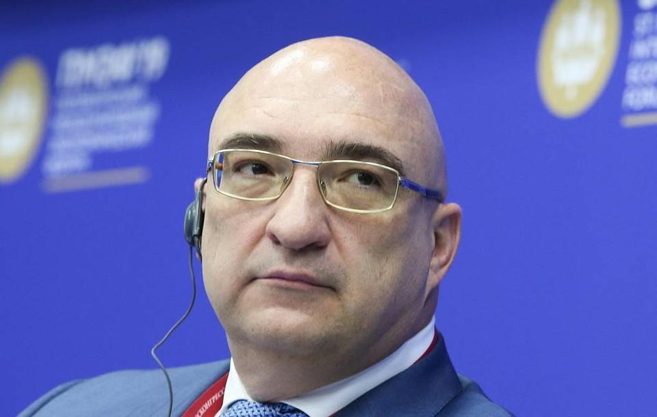 Андрей Варичев. Фото: Сергей Мальгавко/ТАСС