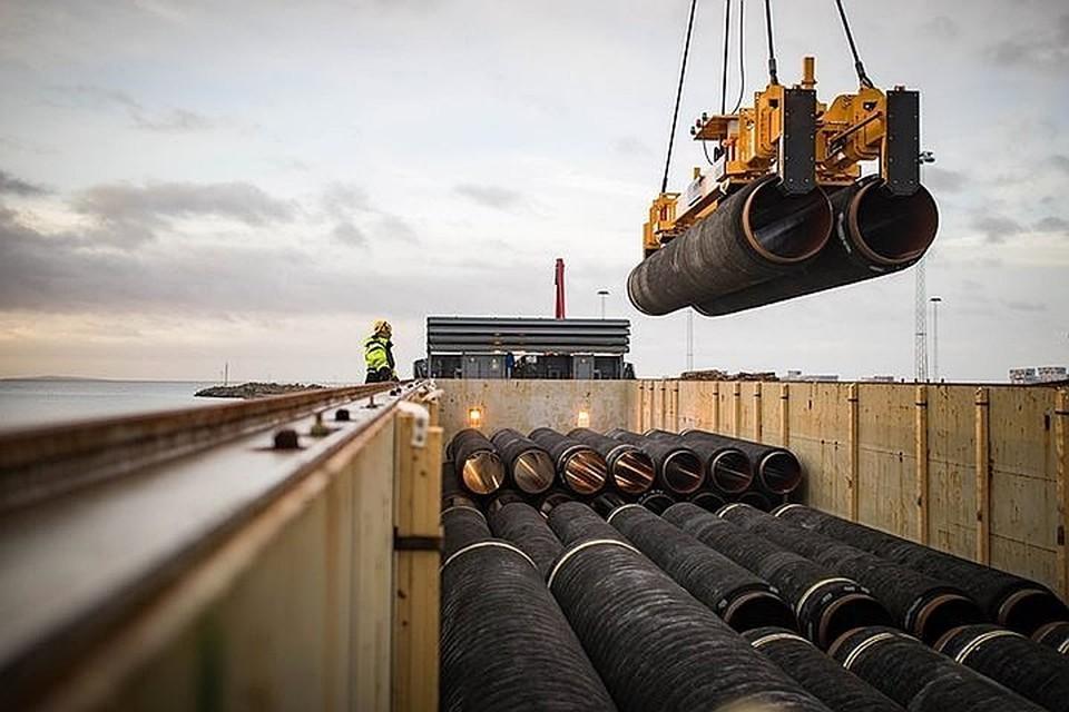 Польша намерена арестовать активы «Северного потока – 2»