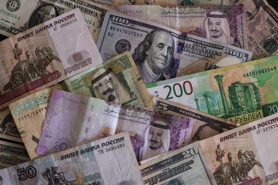 Биржевой курс евро опустился ниже 80 рублей
