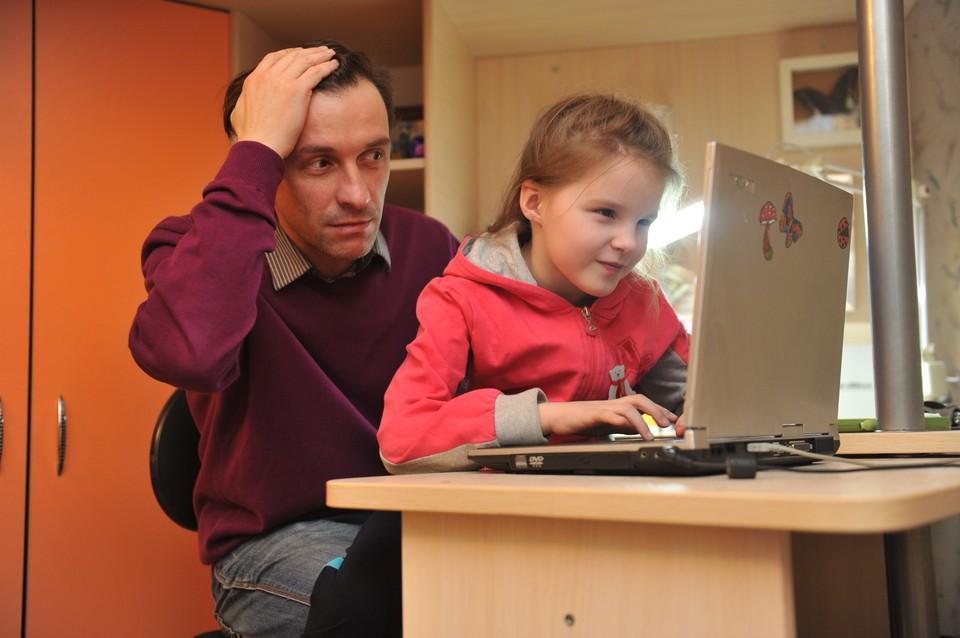 Отец из Челябинской области требует материальную компенсацию за дистанционное образование своих детей