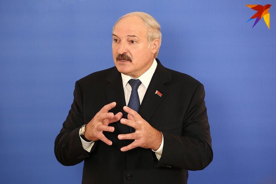 Лукашенко высказался о коронавирусе и параде.
