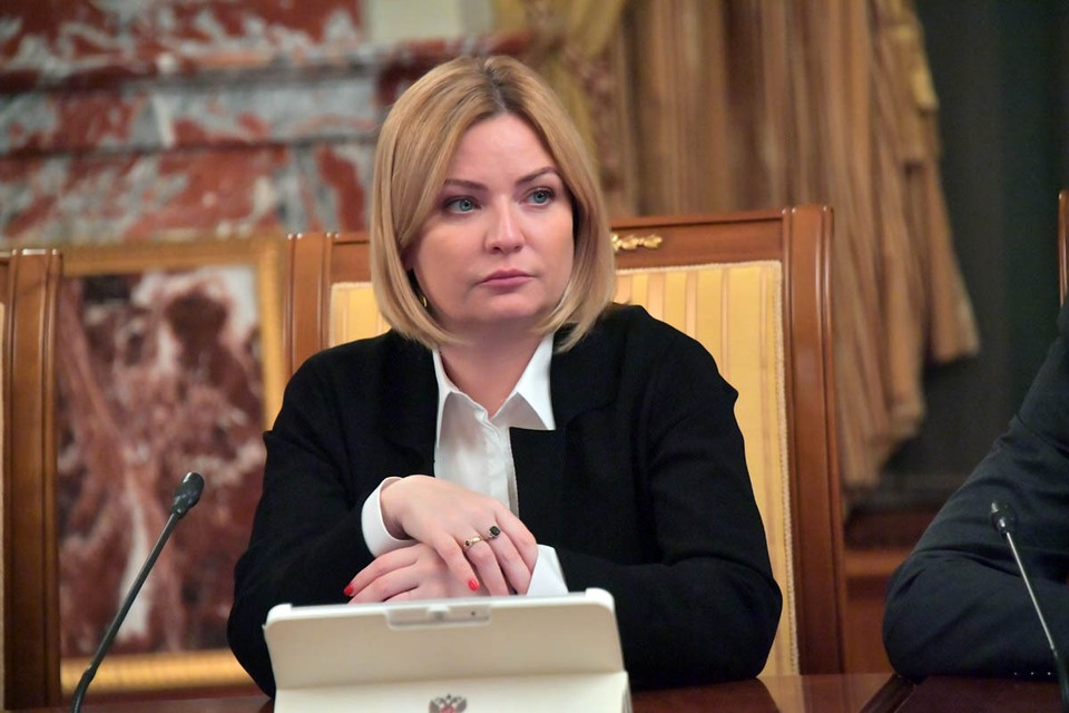 Ольга Любимова продолжает работать в условиях изоляции