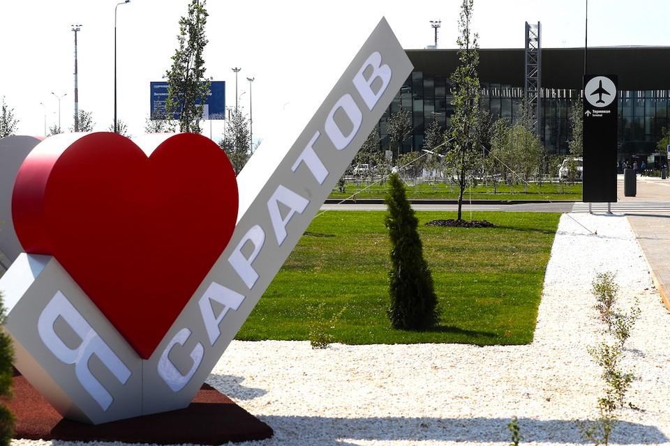 Одна из главных целей проекта — повысить индекс качества городской среды Саратова. Фото: Егор Алеев/ТАСС.