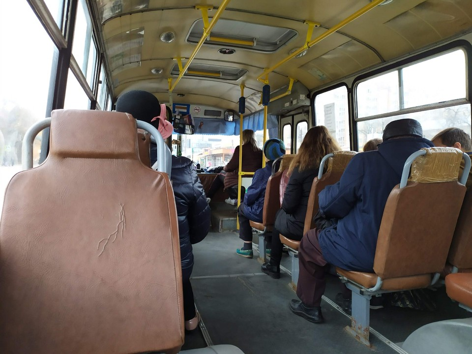 В городском управлении транспорта просят воронежцев не конфликтовать с водителями
