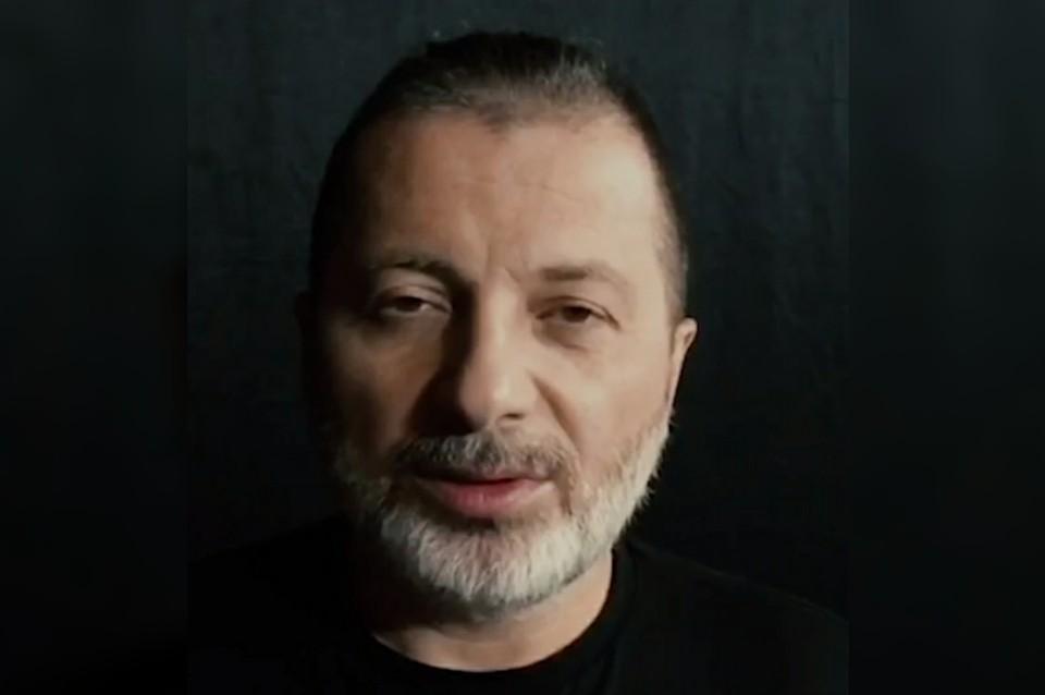 Вадим Самойлов поздравил всех с Днем Победы. Фото: фрагмент видео