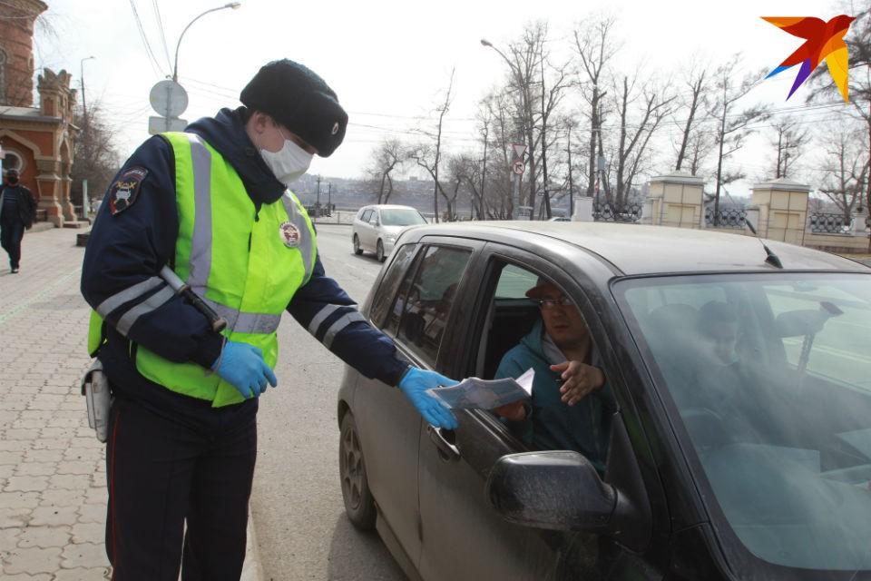За выход на улицу без маски могут выписать штраф.