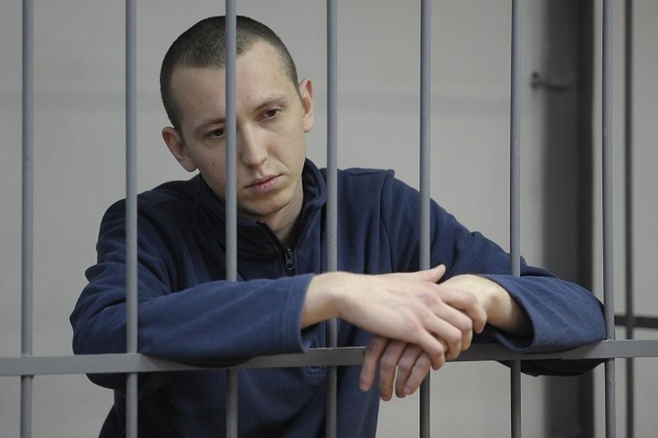Несколько месяцев Васильев сидит в СИЗО.