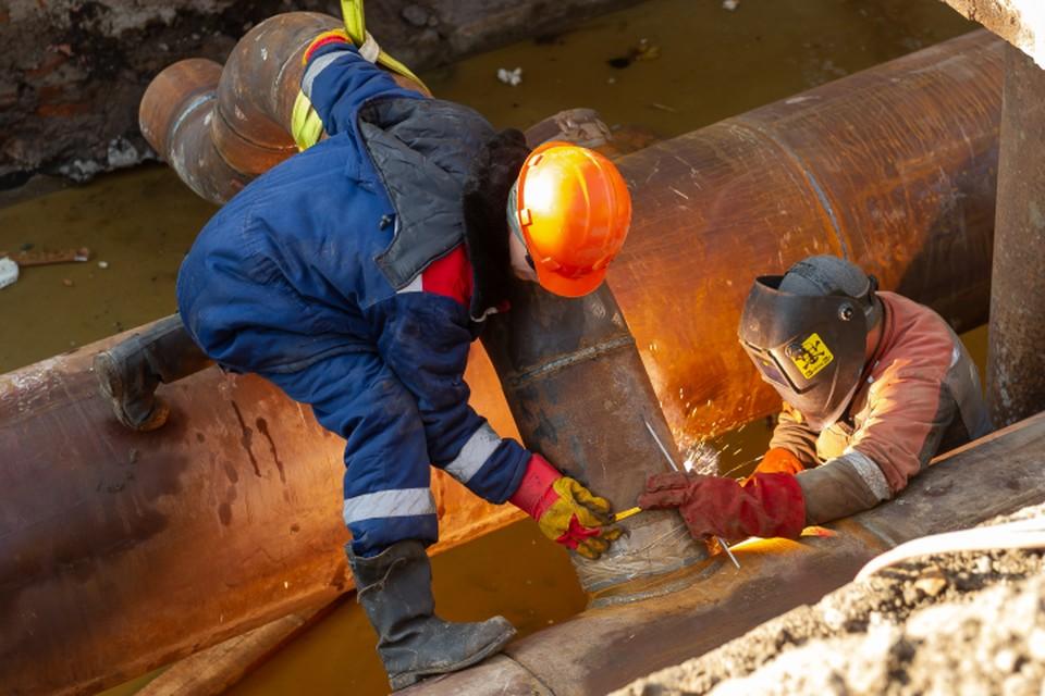 Коммунальщики начали готовиться к следующему отопительному сезону в Екатеринбурге.